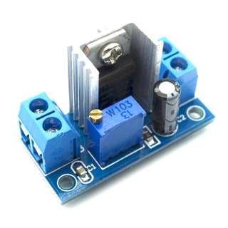 Regulator LM317 Adjustable Voltage Regulator Power Supply converter 1.2vdc to 37vdc