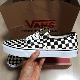 Vans Checkerboard Golden Coast