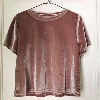 Pink Velvet Pomelo T-Shirt