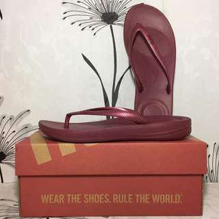 fitflop authentic overrun