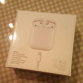 BNIB Apple AirPods