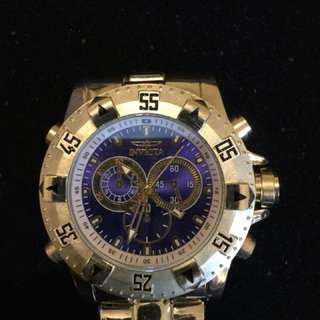 New Invicta AAA Big Dial Watch Free Shipping