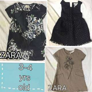 ZARA & APHORISM girl's dress Bundle (TAKE ALL)
