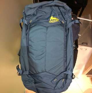 Gregory Japanese daypack Blue