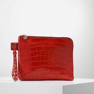 Armani exchange clutch / bag