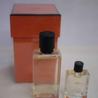 The Hermes Coffret set