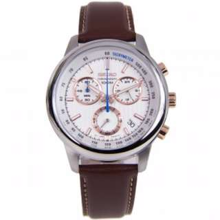 SEIKO CHRONOGRAPH MENS WATCH SSB211P1 SSB211 SSB211P