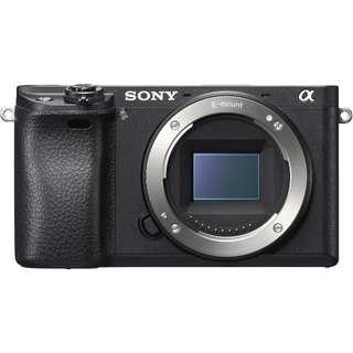 Sony A6300 Body Black