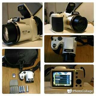 BENQ 21X 類單眼相機