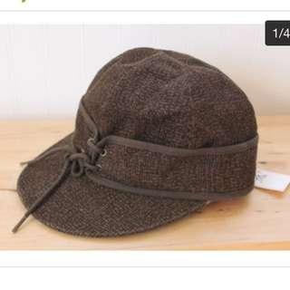 RRL hunting cap