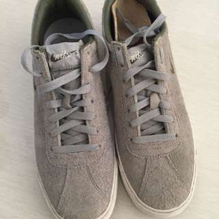 Sneakers Nike suede grey