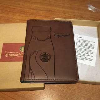 🚚 星巴克皮質護照套