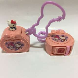 Hello Kitty Stamp Set