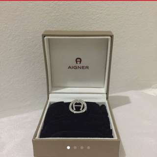 AIGNER MEN'S RING