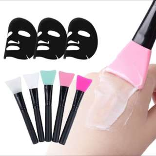 BN Silicone Brushes