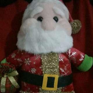 Boneka Santa Claus