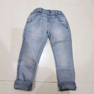 Celana panjang jeans anak cewek