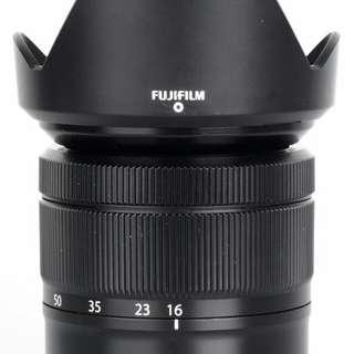 Fujifilm xc 16-50mm ii 全新