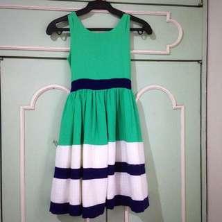 Green Graduation Dress