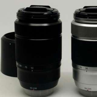 Fujifilm xc 50-230mm ii 富士