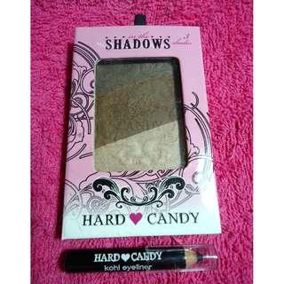 Hard Candy Triple Eyeshadow