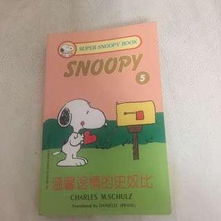 史奴比 Snoopy
