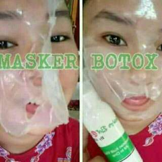 Masker botox