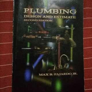 Plumbing Design and Estimate by Max B. Fajardo Jr.