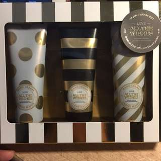 The Face Shop Christmas Hand Cream Set