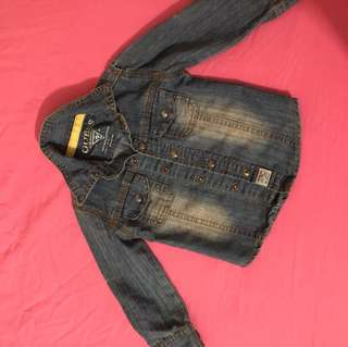 Jacket 12-18month (wore once)