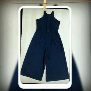 Culottes Jumpsuit