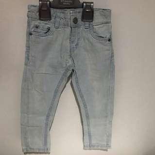 Celana panjang jeans mothercare