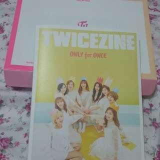WTS Twicezine photobook