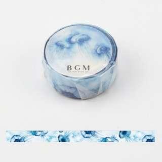 日本膠紙BGM 水母款