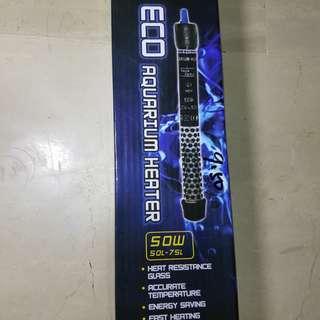 Aqua Zonic Eco 50W Aquarium Heater