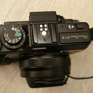 二手95%新,Canon G1X