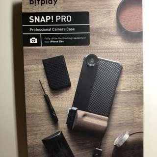 🚚 Bitplay SNAP!PRO 專業照相手機殼 iPhone6/6s