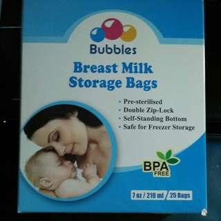 Breast Milk Storage Bags #MMAR18