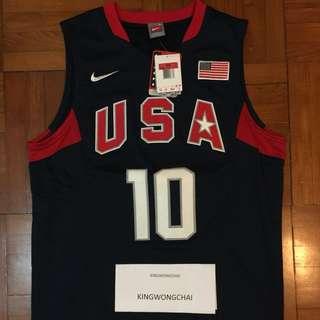 Nike kobe 京奧全新L碼波衫