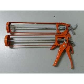 Silicone Glue Gun (Aluminium Metal Skeleton Type)