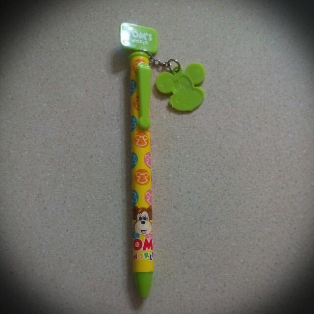 自動原子筆
