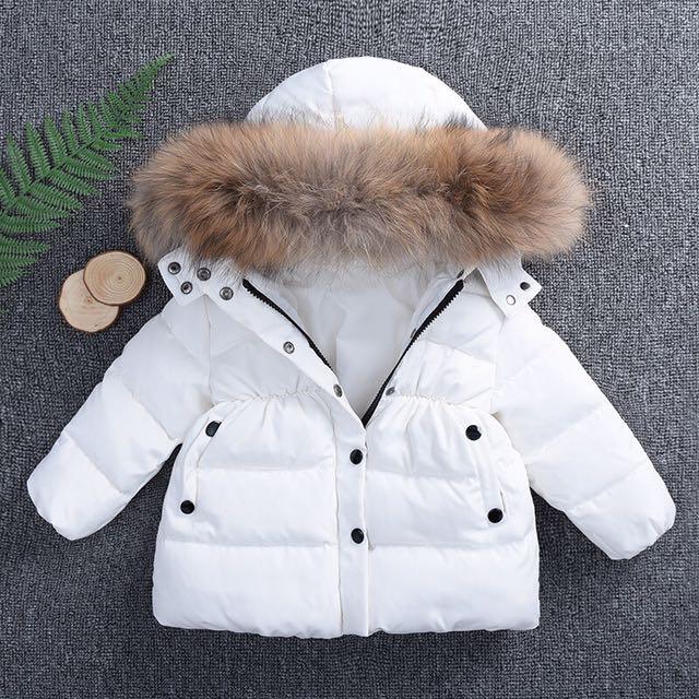 男女寶寶防寒外套超好看的基本款