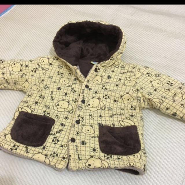 (二手)兒童迪斯尼棉衣外套