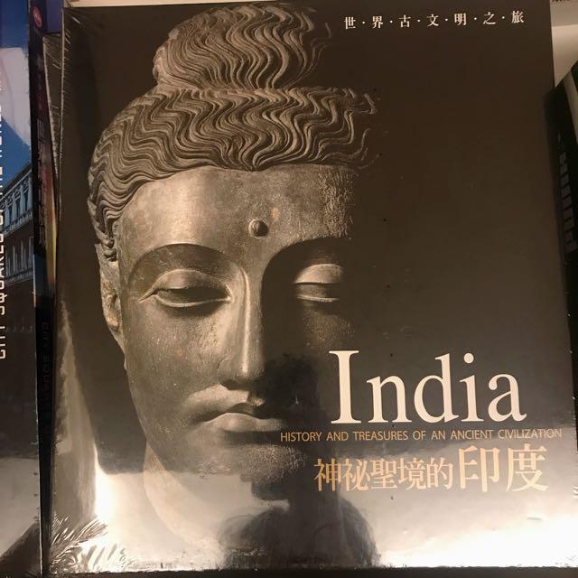 神秘聖境的印度