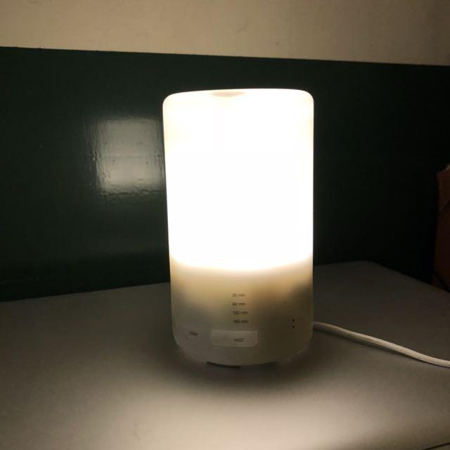 無印良品 香氛機 小燈
