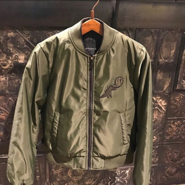 全新 限量版 正品 sport b. 空軍外套 短外套