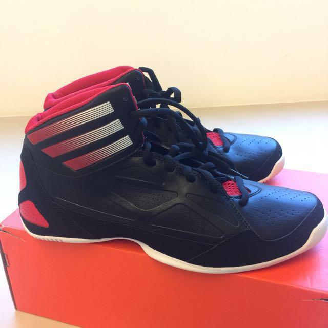 全新 Adidas Derrick Rose 籃球鞋 us12.5