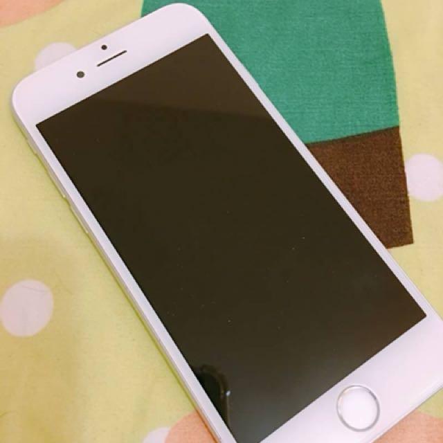 極新九成機 Iphone6 128g 銀色