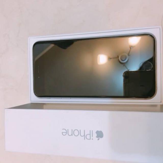 極新九成機 Iphone6 Plus 64g灰