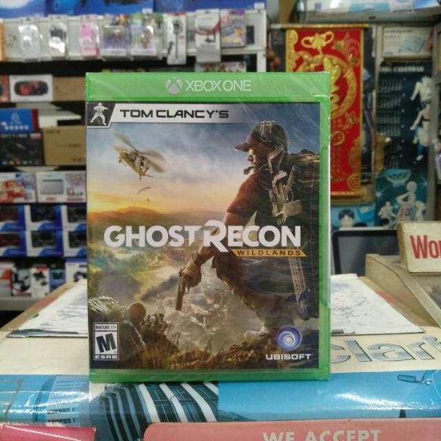 🆕 Xbox One Ghost Recon Wildlands